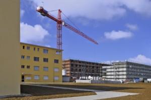 Teurer Wohnungsbau