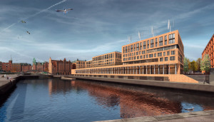 Elbarkaden HafenCity Hamburg