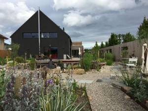 Neubau als Passivhaus und KfW- Effizienzhaus 40