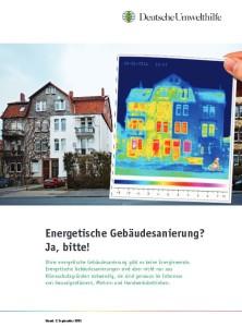 Hintergrundpapier Gebäudesanierung