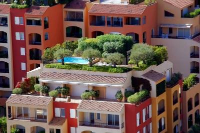 Andere Großstädte machen es vor: Dachgarten mitten in Monaco Foto: © Gerhard Rolinger - ww.pixelio.de