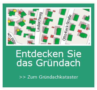 Gründachkataster unter mein-gruendach.de finden