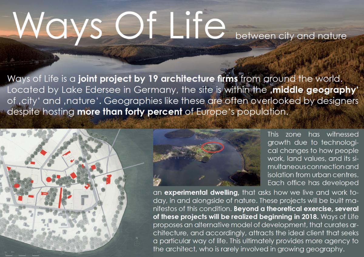 Stylische Wohnhäuser fürs Landleben - Umweltbewusst Bauen