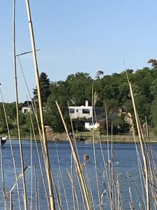 Antivilla Ansicht vom See