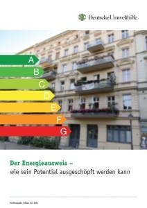 Aktuelles Positionspapier der Deutschen Umwelthilfe