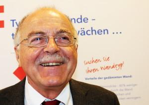 Werner Eicke-Hennig, HESA-Programmleiter im Interview zur Entsorgung von Dämmstoffen