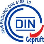 """Das DIN Geprüft-Zeichen """"Anwendung nach DIN 4108-10"""" speziell für XPS-Dämmstoffe und deren Anwendungsgebiete"""