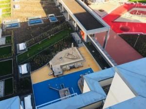 Blick von oben Bildnachweis: Jackon Insulation GmbH & Gregor Heidt