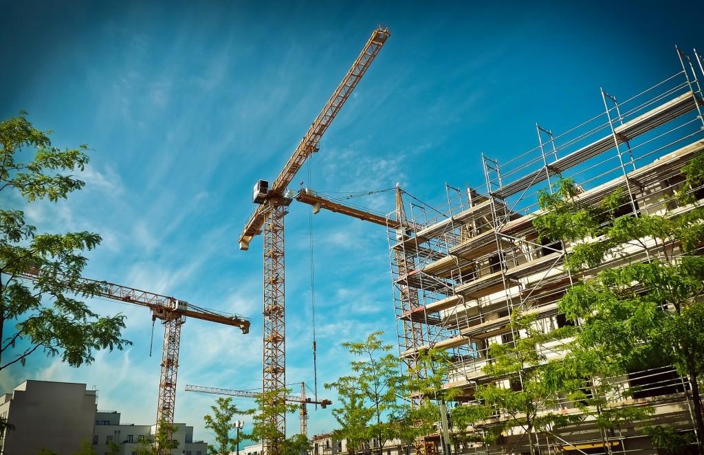 Beim Nachaltigen Bauen sind nicht nur die Baustoffe ansich relvant Foto: pixabay.com Michael Gaida