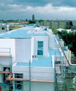 Bild Nutzflächen auf Wohngebäude in Berlin