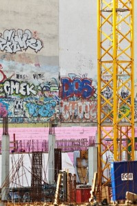Bild Perimeterdämmung am Tacheles Berlin